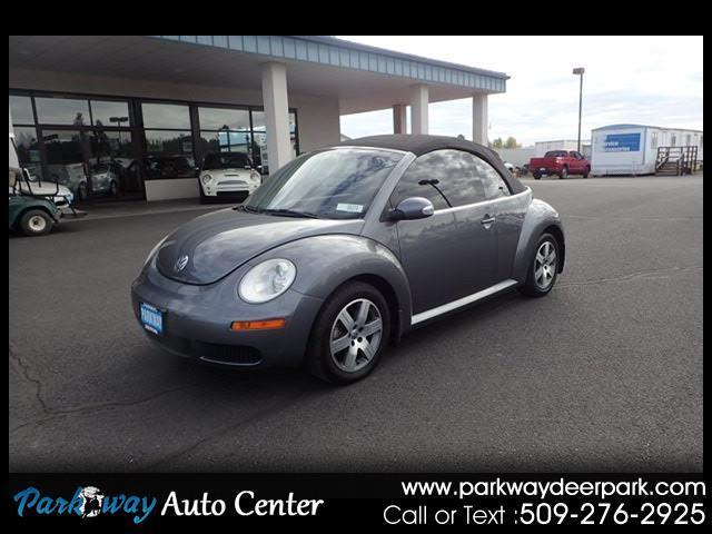 2006 Volkswagen New Beetle Convertible 2dr 2.5L Auto