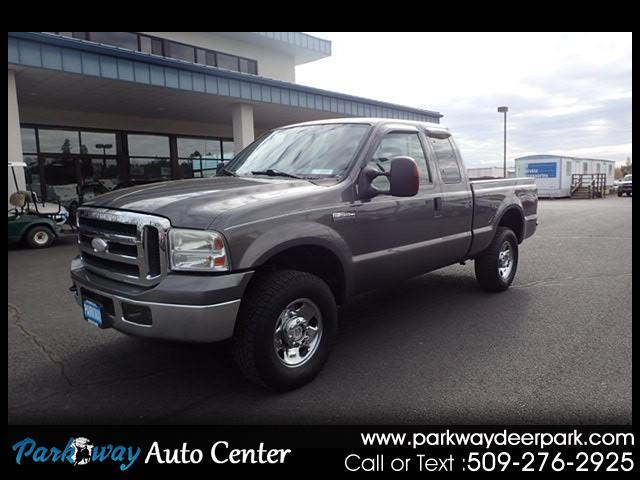 2007 Ford Super Duty F-250 4WD SuperCab 142