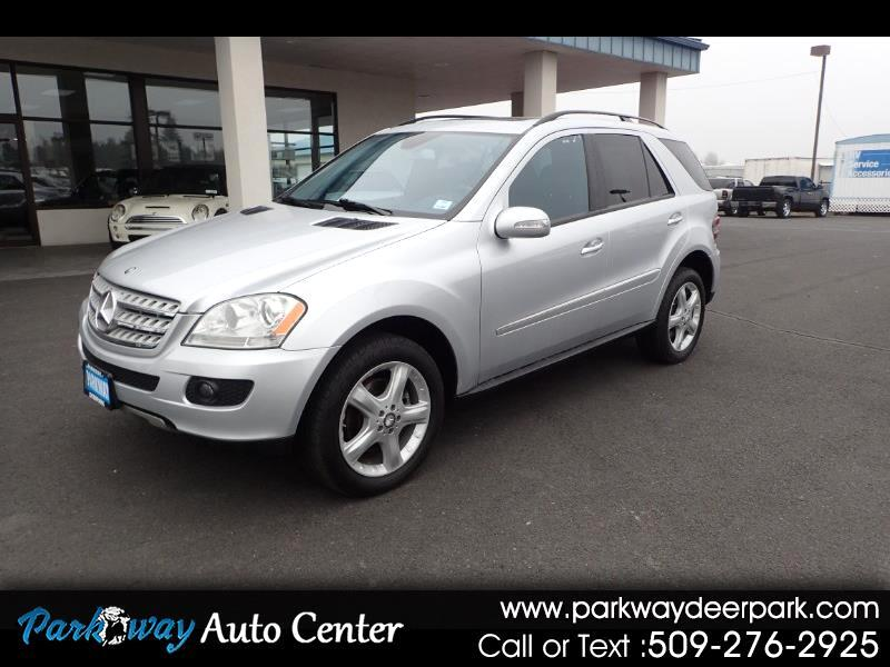 2008 Mercedes-Benz M-Class 4MATIC 4dr 3.0L CDI Turbo Diesel