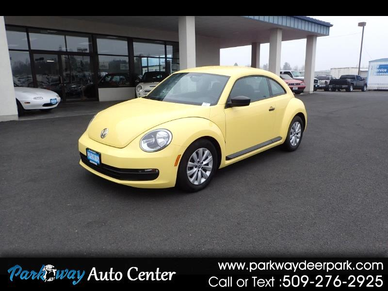 2015 Volkswagen Beetle Coupe 2dr Automatic 1.8L Turbo