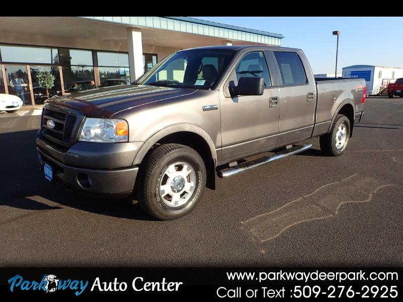 2007 Ford F-150 4WD SuperCrew Lariat