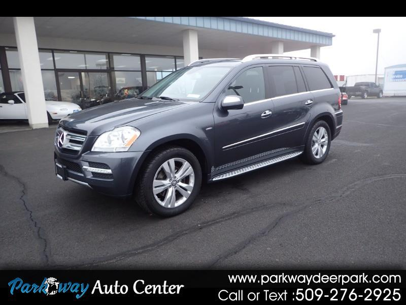 2010 Mercedes-Benz GL-Class 4MATIC 4dr GL 350 Blue TEC Turbo Diesel