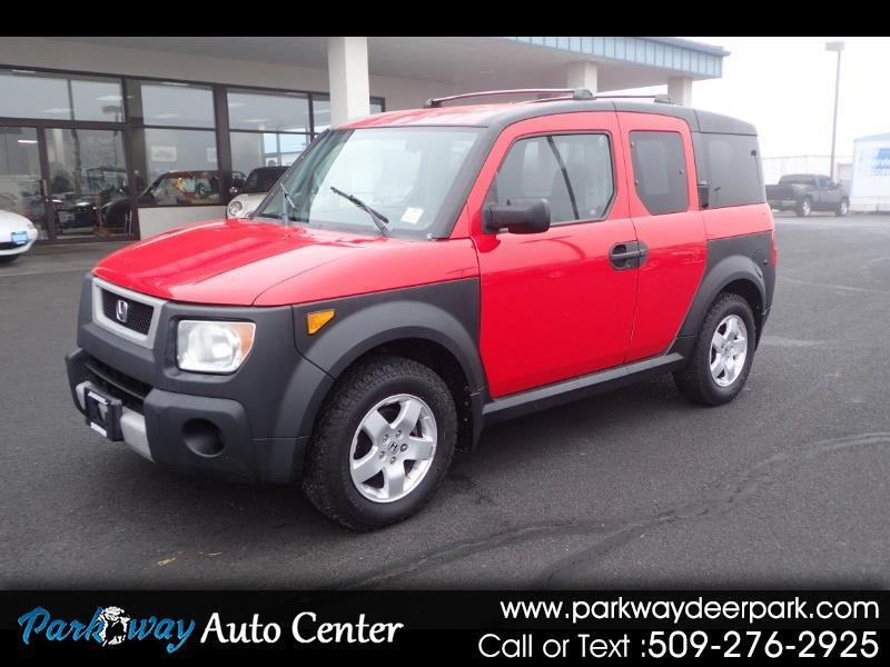 2005 Honda Element 4WD EX AT