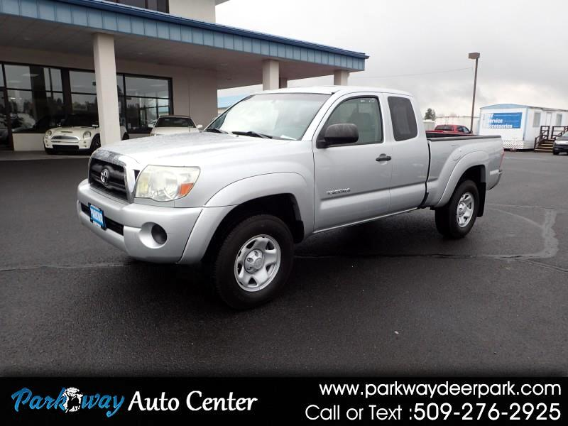 2006 Toyota Tacoma Access Cab Manual 4WD