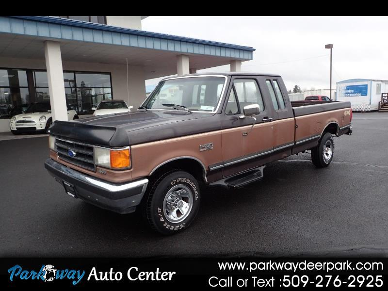 1991 Ford F-150 Supercab Styleside 155