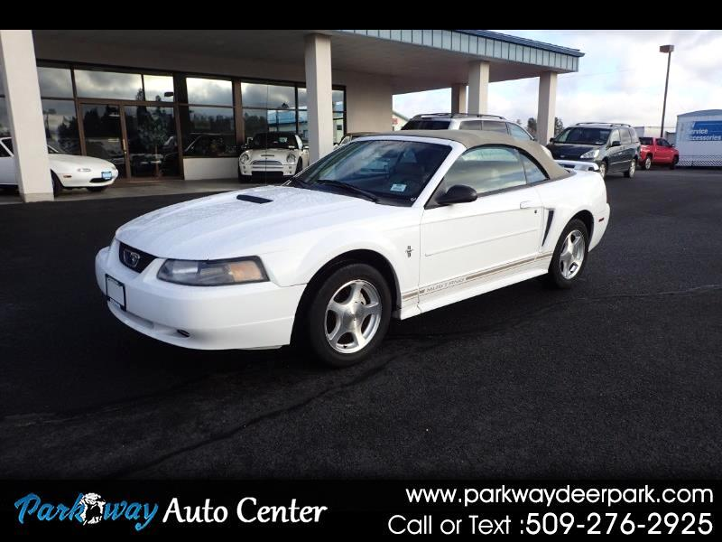2001 Ford Mustang 2dr Convertible Premium