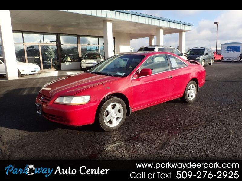 2000 Honda Accord 2dr coupe