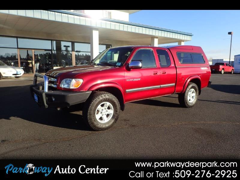 2006 Toyota Tundra AccessCab V8 SR5 4WD (Natl)
