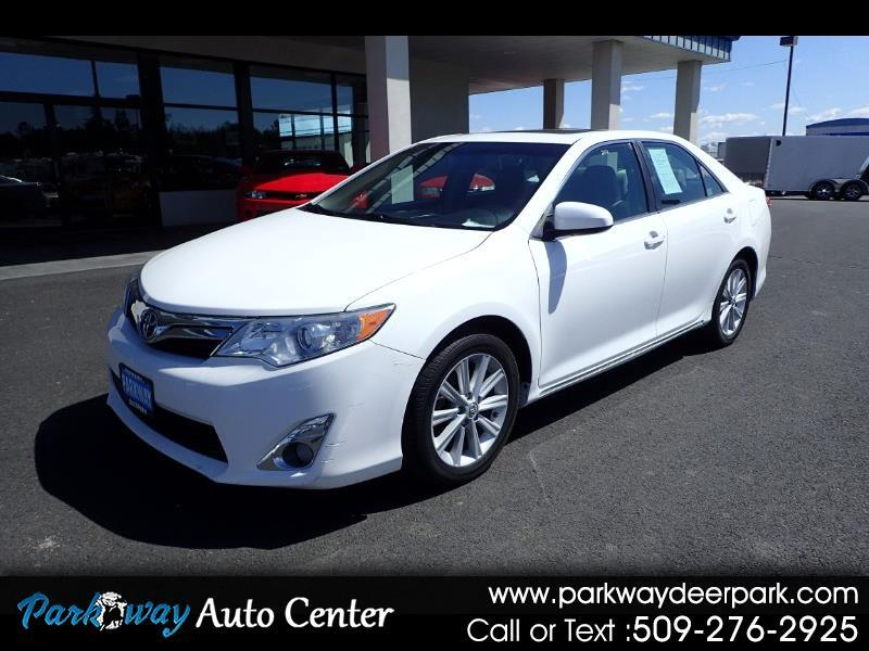 2012 Toyota Camry 4 Door Sdn I4 SE Sport Limited Edition