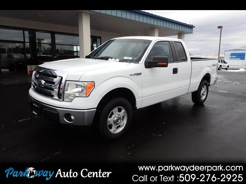 2011 Ford F-150 4WD SuperCab 145