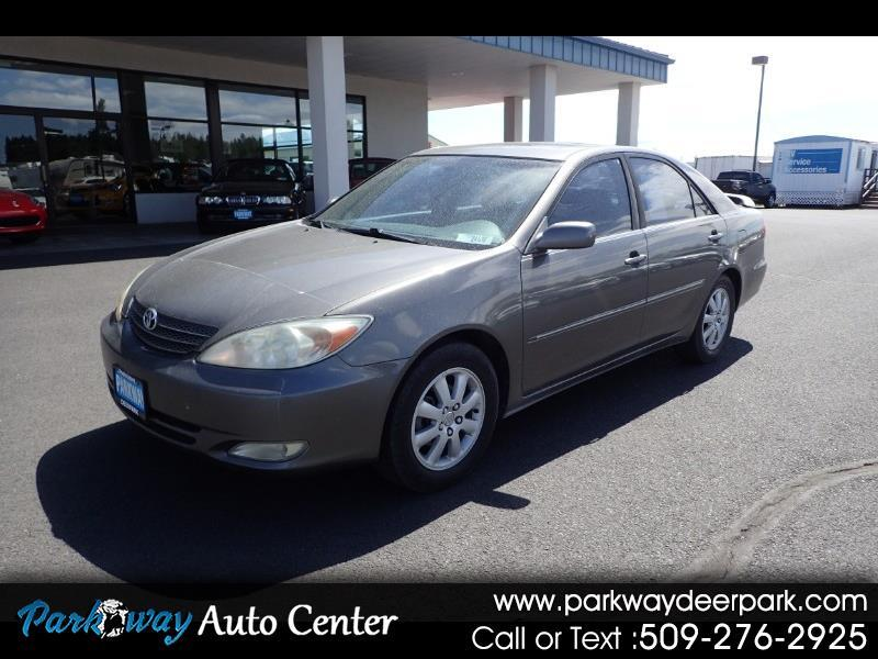 2003 Toyota Camry 4dr Sdn XLE