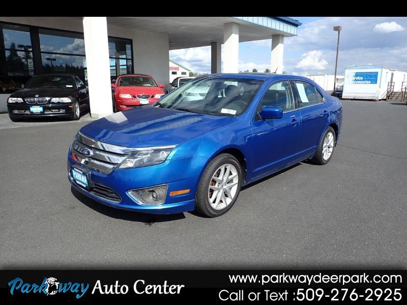 2011 Ford Fusion 4dr Sdn I4 SEL FWD