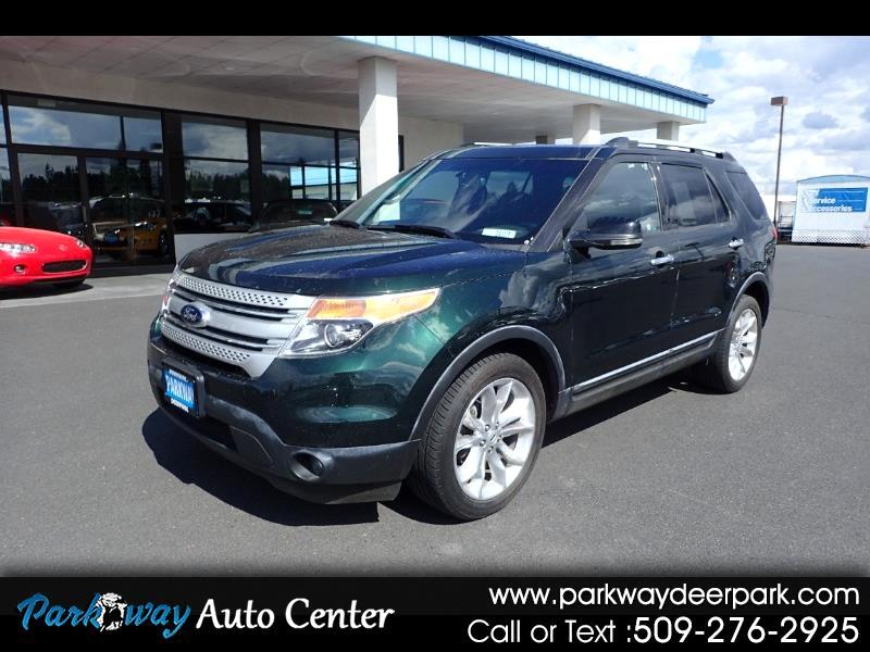 2013 Ford Explorer 4.0L XLT 4WD