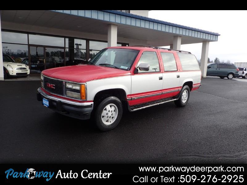 1993 GMC Suburban 1500 4WD