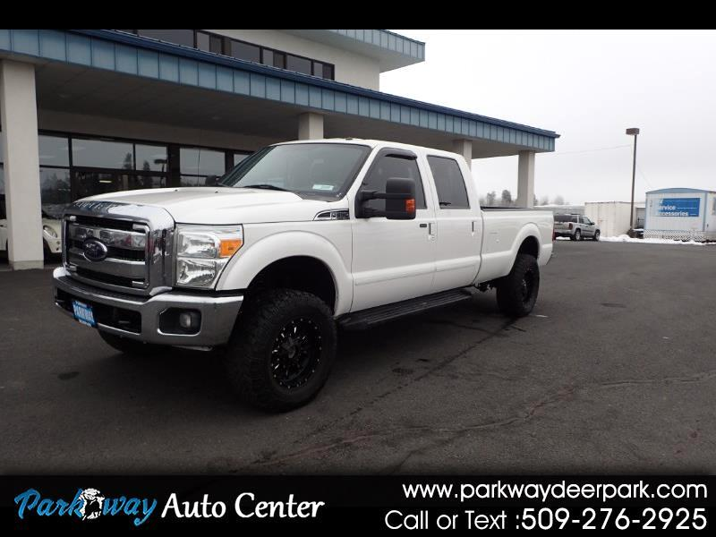 2012 Ford F350 4WD Crew-Cab