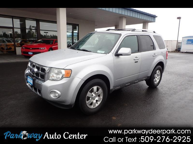2012 Ford Escape 4dr Limited 3.0L