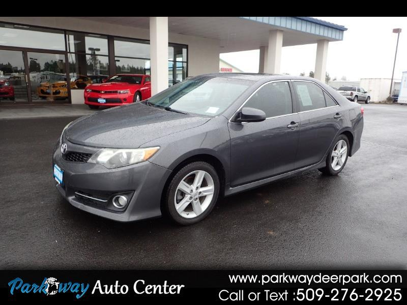 2012 Toyota Camry 4dr Sdn SE Sport Limited