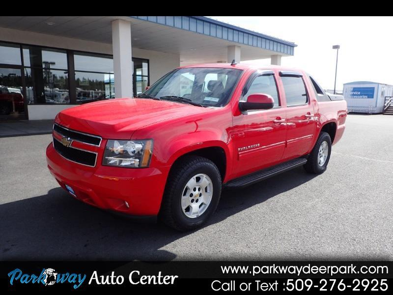 2010 Chevrolet Avalanche 1500 Crew-Cab 4WD LT