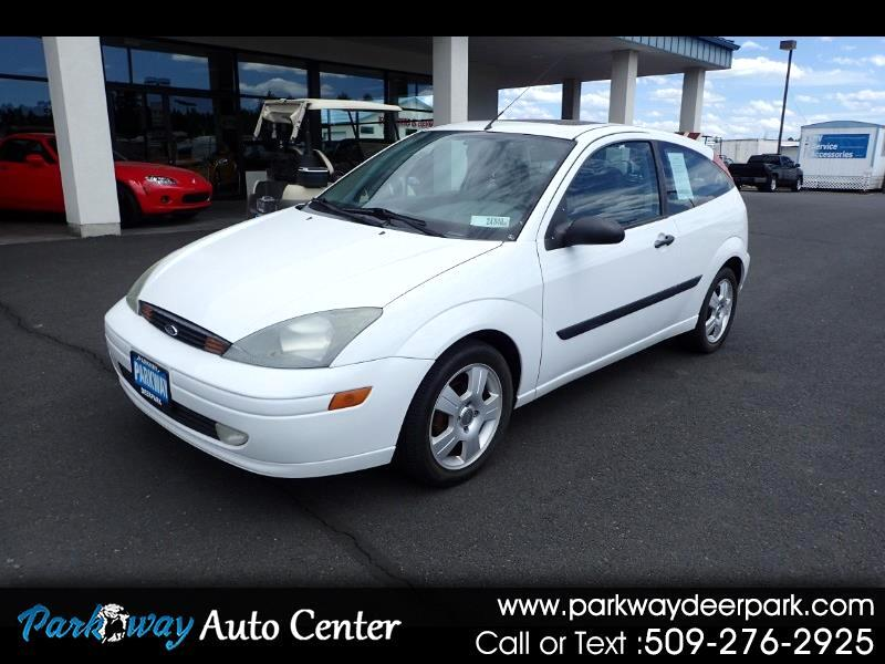 2004 Ford Focus 3dr Cpe ZX3