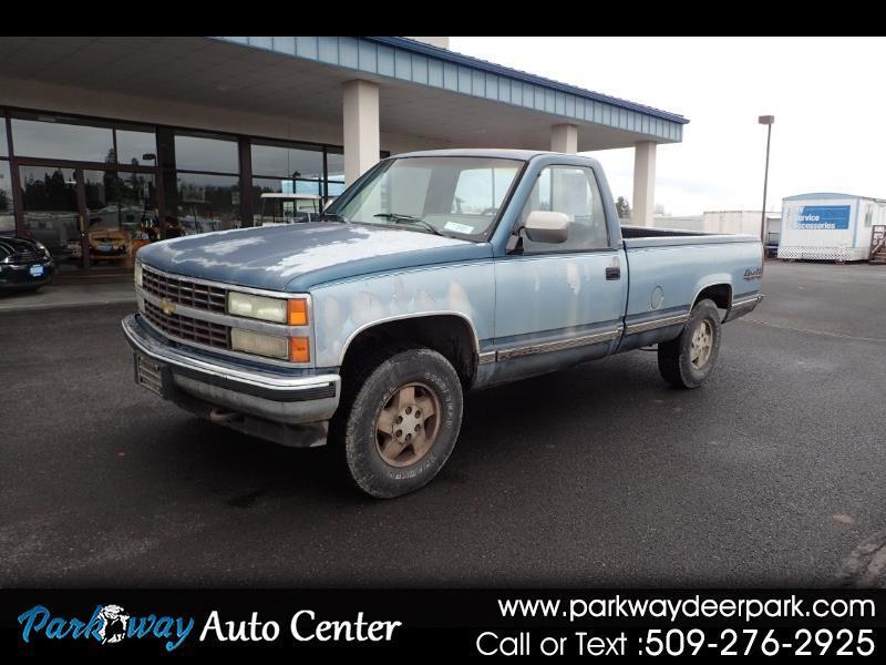 1990 Chevrolet C/K 1500 4WD