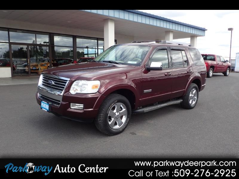 2006 Ford Explorer 4rd 4.6L Limited 4WD