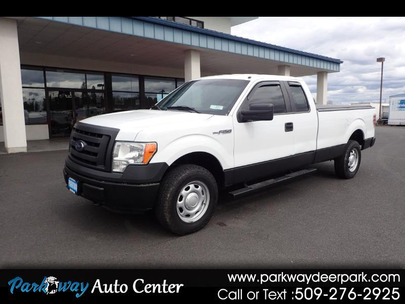 2012 Ford F-150 4WD Super Cab XL
