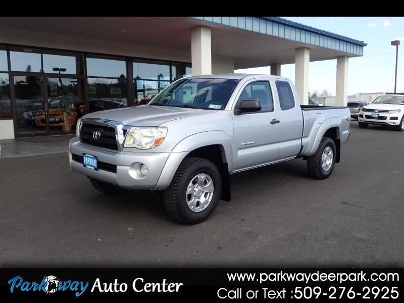 2008 Toyota Tacoma 2wd Access Cab PreRunner