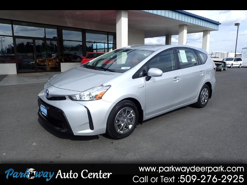 2015 Toyota Prius V 5dr Wgn V