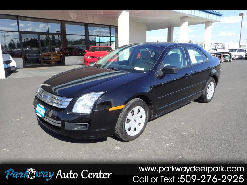 2007 Ford Fusion 4dr Sdn I4 S FWD