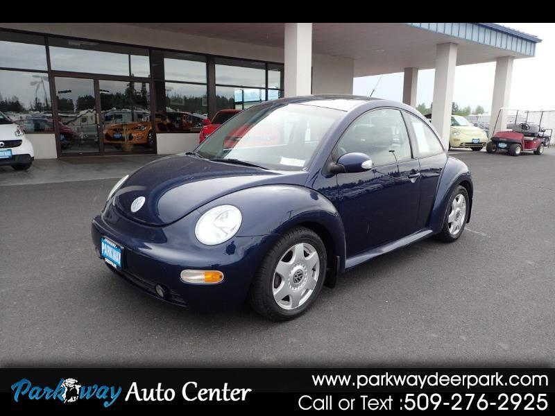 Volkswagen New Beetle Coupe 2dr Cpe GLS TDI Manual 2004