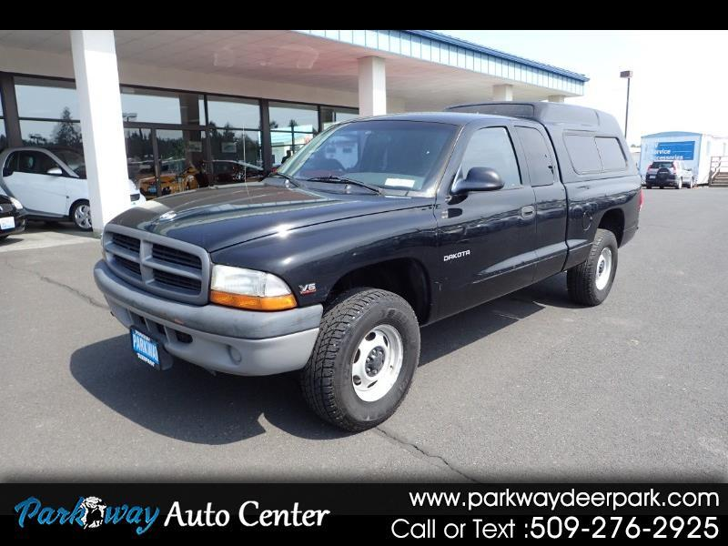 1999 Dodge Dakota Club Cab 4WD Sport