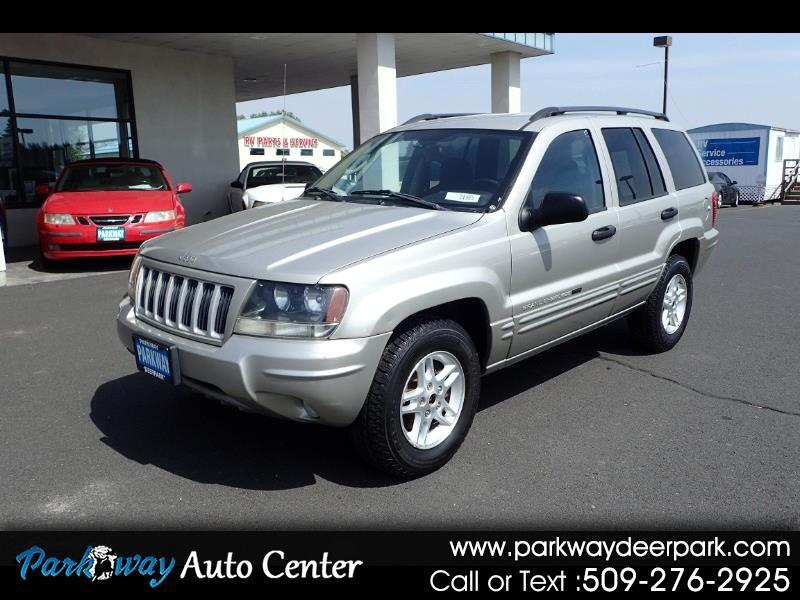 Jeep Grand Cherokee 4dr Laredo 2004