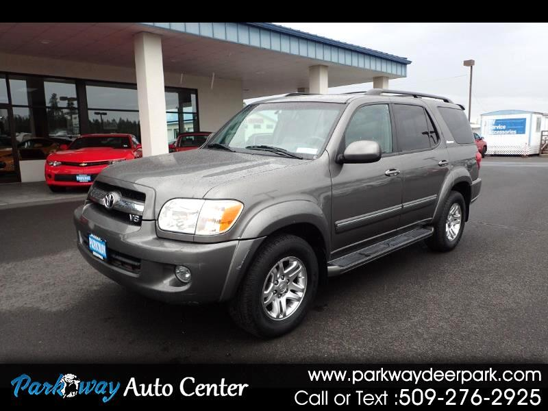 2005 Toyota Sequoia 4dr Limited 4WD