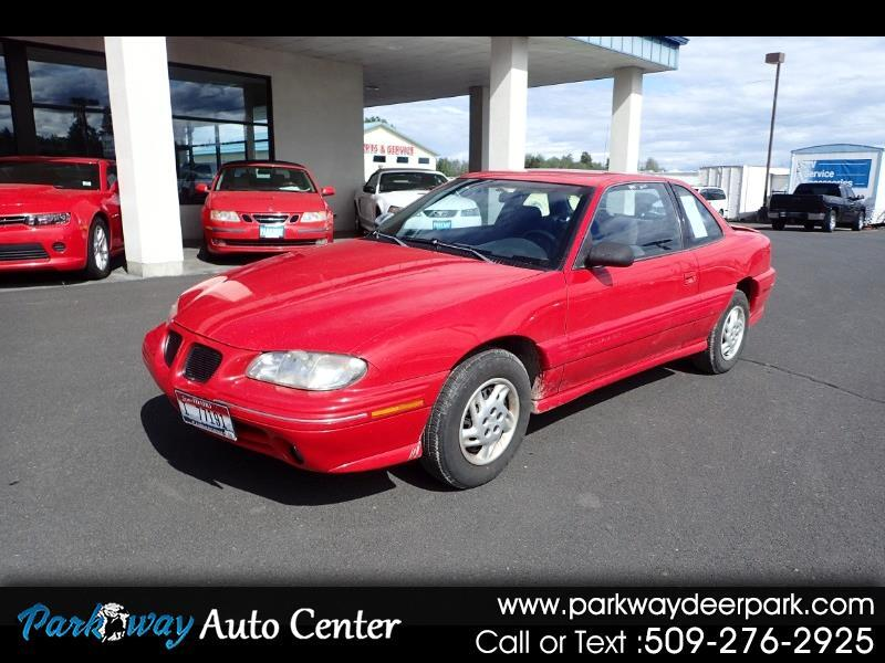 1998 Pontiac Grand Am 2dr Cpe SE