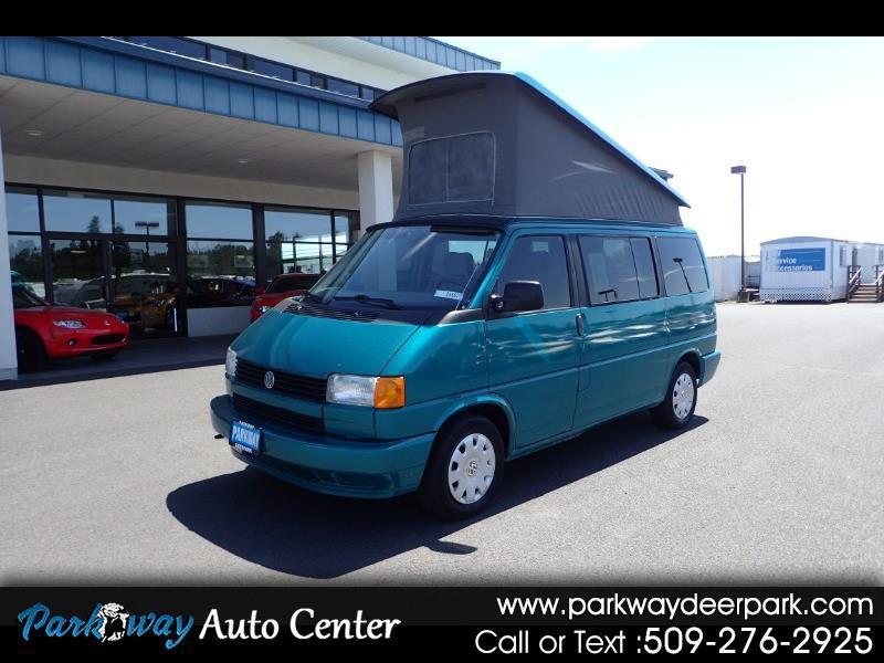 1993 Volkswagen EuroVan Van MV Auto