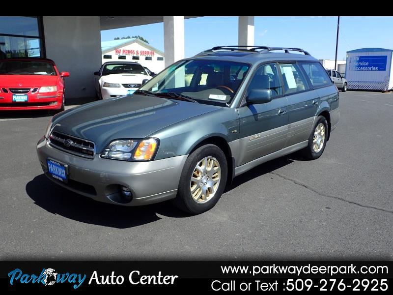 2001 Subaru Legacy Wagon 5dr Outback H6 VDC