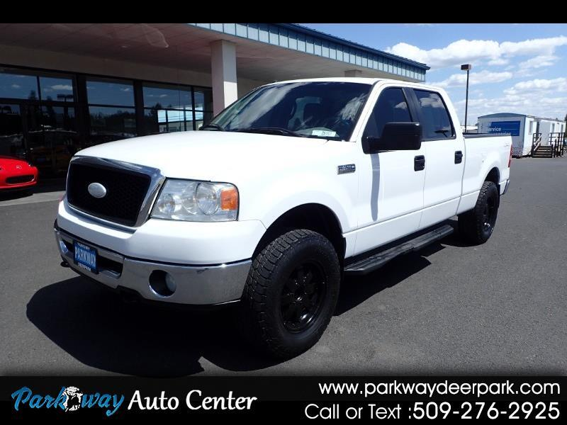 2008 Ford F-150 XLT 4x4 SuperCrew