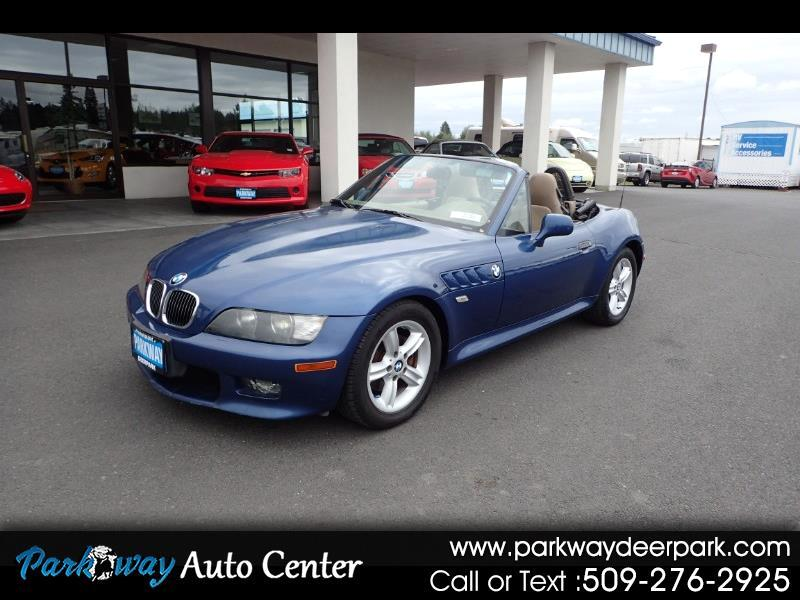 BMW Z3 Z3 2dr Roadster 2.5L 2000