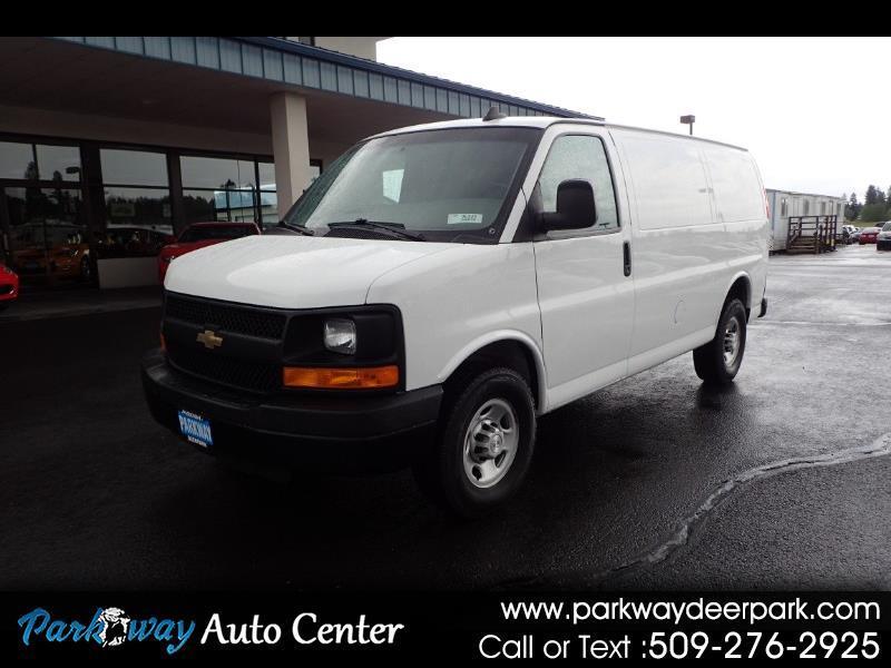 2016 Chevrolet Express Cargo Van RWD 2500 135