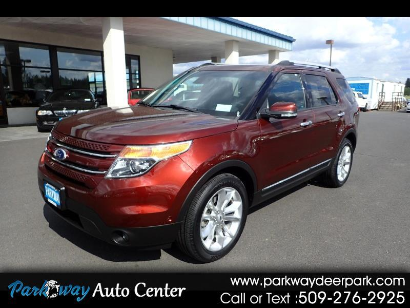 2015 Ford Explorer 4WD V6 Limited
