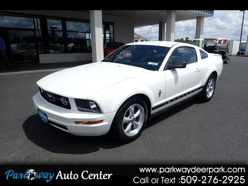 2007 Ford Mustang 2dr Cpe Premium