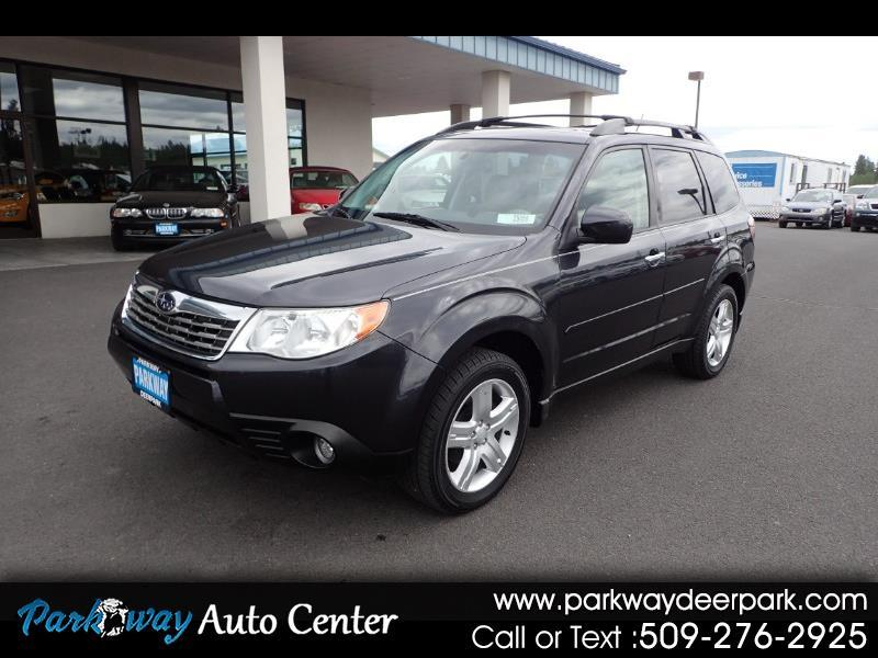 2009 Subaru Forester (Natl) 4dr Auto X L.L. Bean Ed *Ltd Avail*