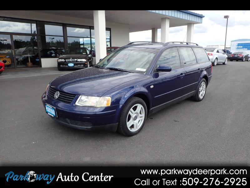 2001 Volkswagen Passat/New Passat 4dr Wgn GLX V6 Auto w/4Motion