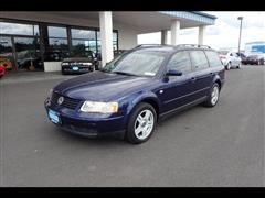 2001 Volkswagen Passat/New Passat