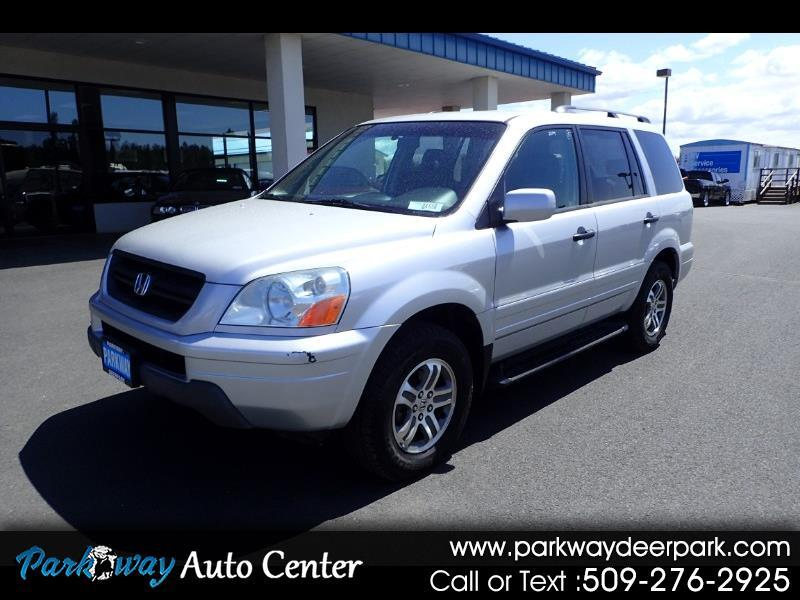 Honda Pilot 4WD EX Auto w/Leather 2004