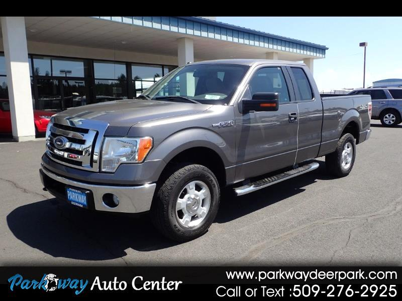 2009 Ford F-150 4WD SuperCab XLT