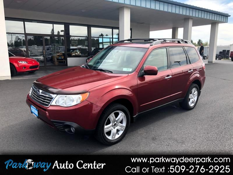 Subaru Forester 2.5i Limited 2009