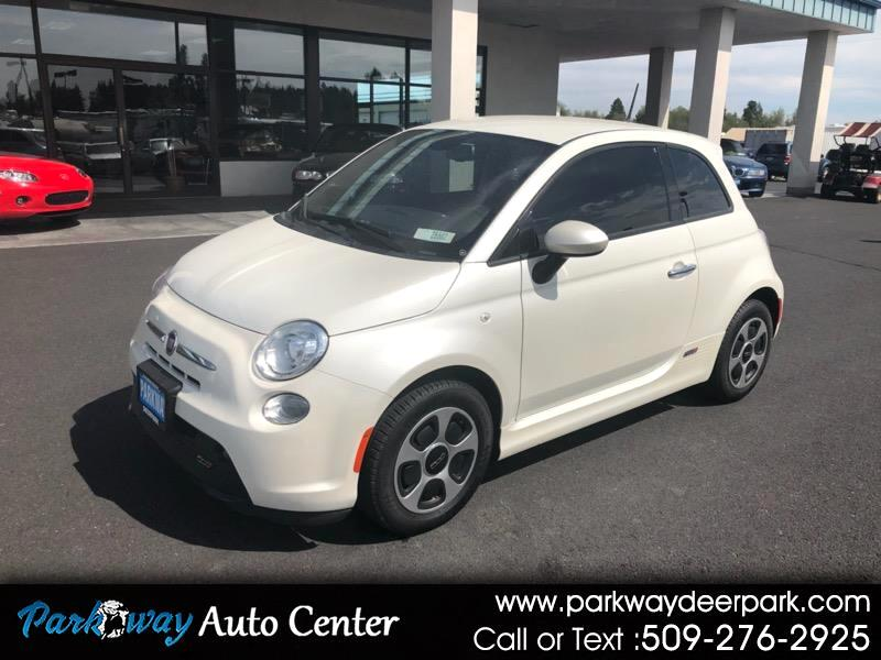 Fiat 500e 2dr HB BATTERY ELECTRIC 2015