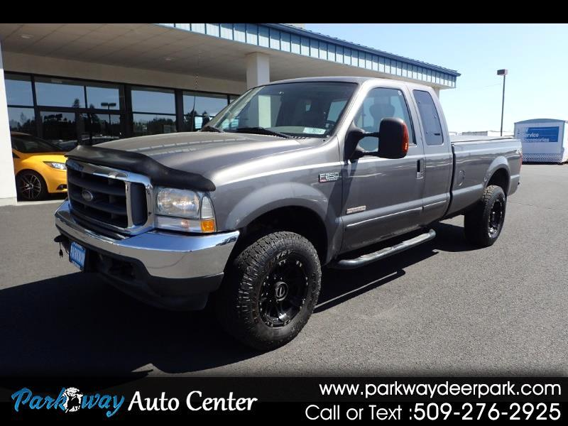 2003 Ford Super Duty F-250 SuperCab Lariat 4WD