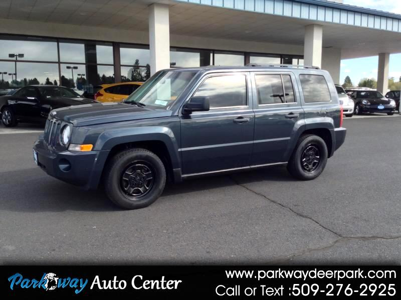 Jeep Patriot 4WD 4dr Sport 2008